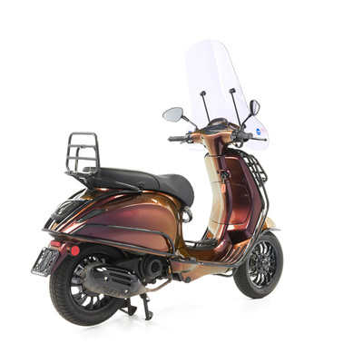 Vespa Sprint 50 - Custom Full Option - EURO5 • Magenta to Gold (30)