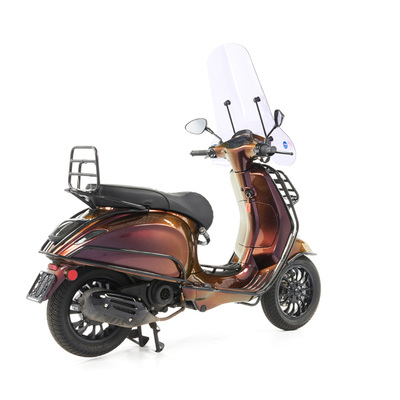 Vespa Sprint 50 - Custom Full Option - EURO5 • Magenta to Gold (31)