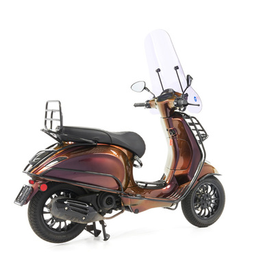 Vespa Sprint 50 - Custom Full Option - EURO5 • Magenta to Gold (32)