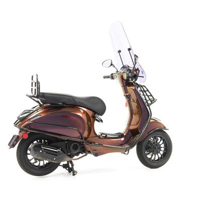 Vespa Sprint 50 - Custom Full Option - EURO5 • Magenta to Gold (34)