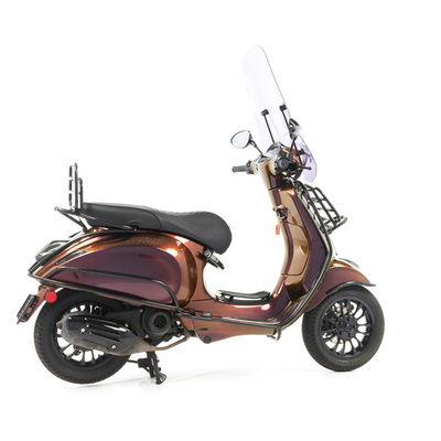 Vespa Sprint 50 - Custom Full Option - EURO5 • Magenta to Gold (35)