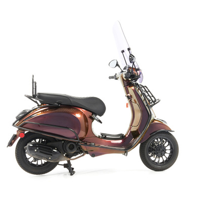 Vespa Sprint 50 - Custom Full Option - EURO5 • Magenta to Gold (36)