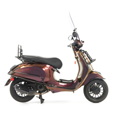 Vespa Sprint 50 - Custom Full Option - EURO5 • Magenta to Gold (38)
