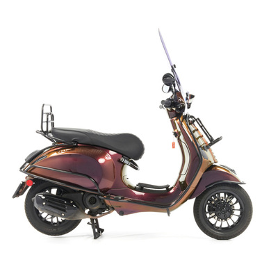 Vespa Sprint 50 - Custom Full Option - EURO5 • Magenta to Gold (39)
