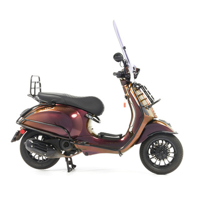 Vespa Sprint 50 - Custom Full Option - EURO5 • Magenta to Gold (40)