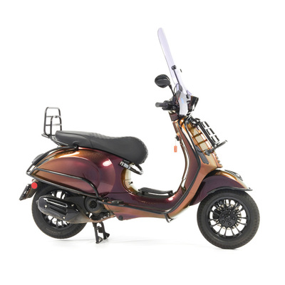 Vespa Sprint 50 - Custom Full Option - EURO5 • Magenta to Gold (41)