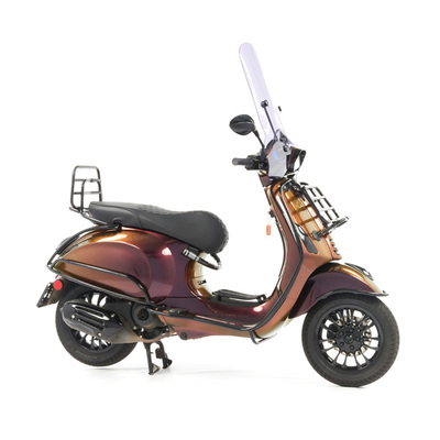 Vespa Sprint 50 - Custom Full Option - EURO5 • Magenta to Gold (42)