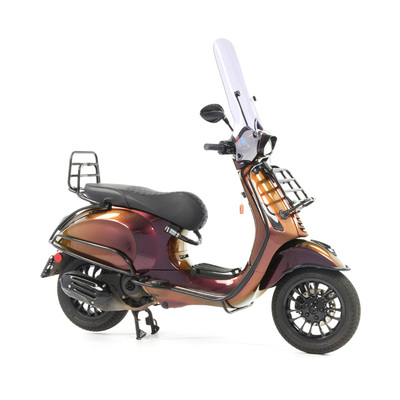 Vespa Sprint 50 - Custom Full Option - EURO5 • Magenta to Gold (43)