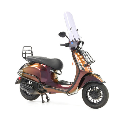 Vespa Sprint 50 - Custom Full Option - EURO5 • Magenta to Gold (44)