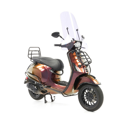 Vespa Sprint 50 - Custom Full Option - EURO5 • Magenta to Gold (47)