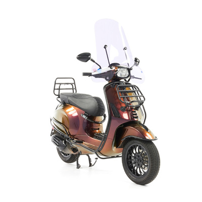 Vespa Sprint 50 - Custom Full Option - EURO5 • Magenta to Gold (49)