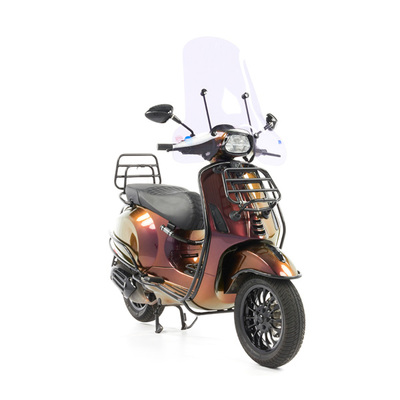Vespa Sprint 50 - Custom Full Option - EURO5 • Magenta to Gold (50)