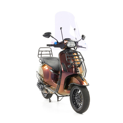 Vespa Sprint 50 - Custom Full Option - EURO5 • Magenta to Gold (51)