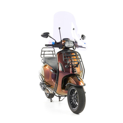 Vespa Sprint 50 - Custom Full Option - EURO5 • Magenta to Gold (52)