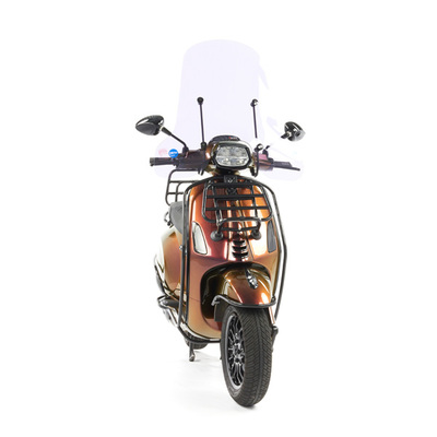 Vespa Sprint 50 - Custom Full Option - EURO5 • Magenta to Gold (54)