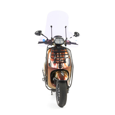 Vespa Sprint 50 - Custom Full Option - EURO5 • Magenta to Gold (55)
