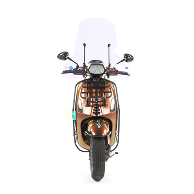 Vespa Sprint 50 - Custom Full Option - EURO5 • Magenta to Gold (56)
