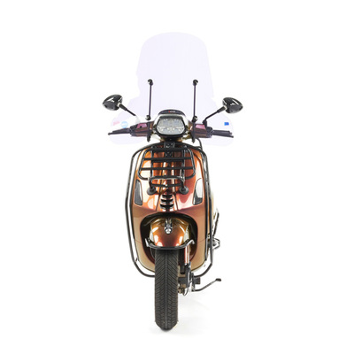Vespa Sprint 50 - Custom Full Option - EURO5 • Magenta to Gold (57)