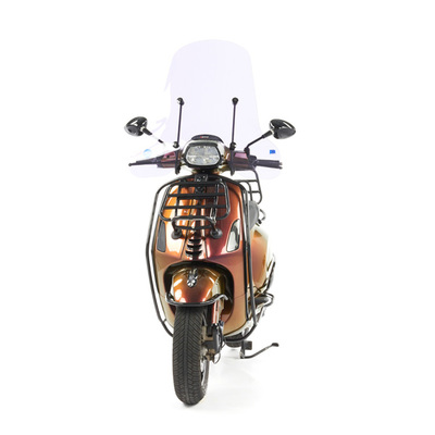 Vespa Sprint 50 - Custom Full Option - EURO5 • Magenta to Gold (58)