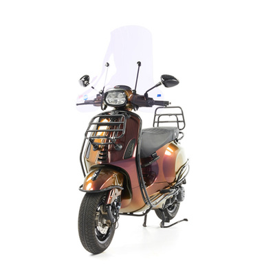 Vespa Sprint 50 - Custom Full Option - EURO5 • Magenta to Gold (61)