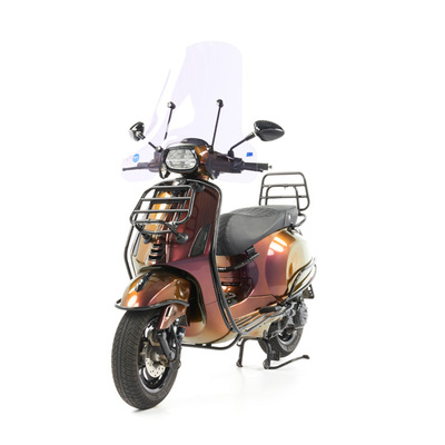 Vespa Sprint 50 - Custom Full Option - EURO5 • Magenta to Gold (62)