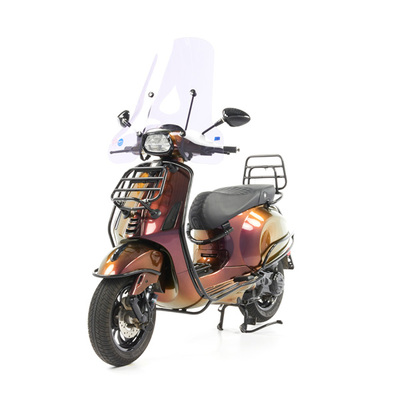 Vespa Sprint 50 - Custom Full Option - EURO5 • Magenta to Gold (63)