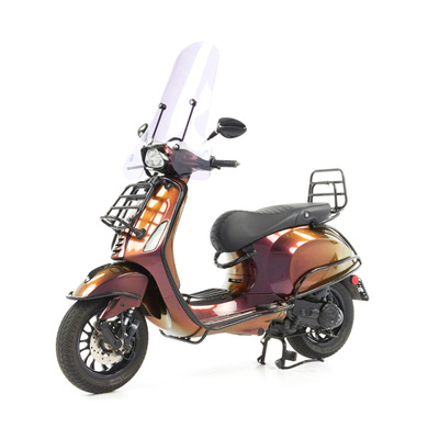 Vespa Sprint 50 - Custom Full Option - EURO5 • Magenta to Gold (66)