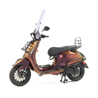 Vespa Sprint 50 - Custom Full Option - EURO5 • Magenta to Gold (69)