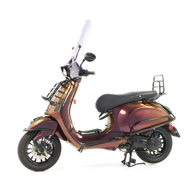 Vespa Sprint 50 - Custom Full Option - EURO5 • Magenta to Gold (70)