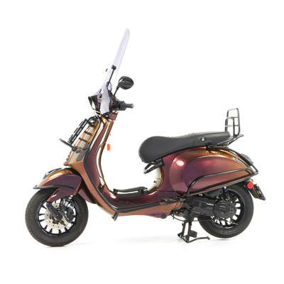 Vespa Sprint 50 - Custom Full Option - EURO5 • Magenta to Gold (71)