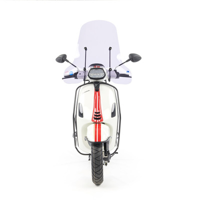 Vespa Sprint S 50 - Full Option  - EURO5 • Racing Sixties Wit (8)