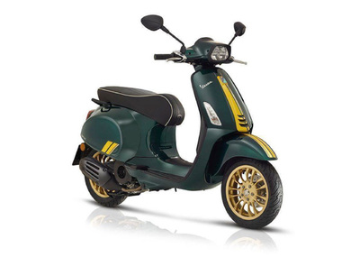 Vespa • Sprint 50 Racing Sixties - EURO5