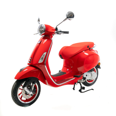 Vespa • Primavera 50 - Red Edition